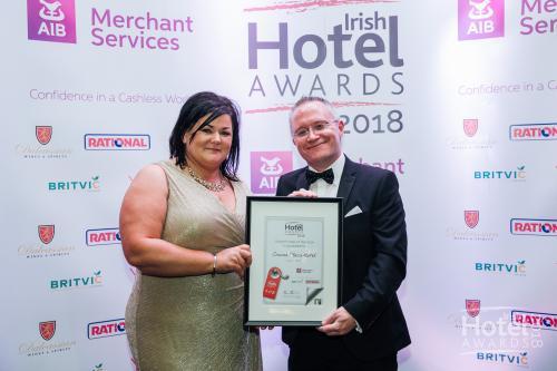 Irish Hotel Awards 2018 - The Heritage Hotel, Killenard