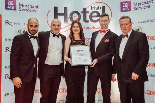 Irish Hotel Awards 2019